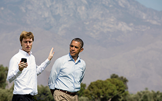 Thumbnail for project 'With Obama'